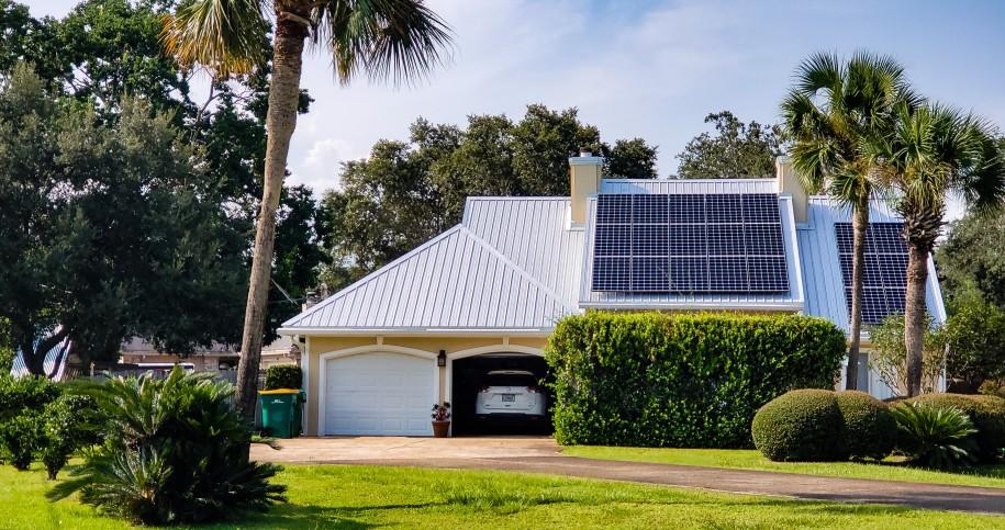 photovoltaïque-panneaux solaire